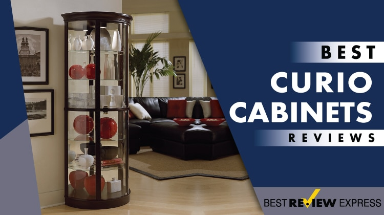 Best Curio Cabinets 2017 | Reviews & Guide