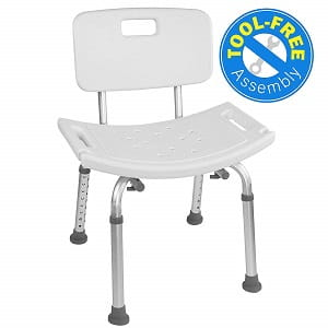 Best Shower Chair For Elderly Top 8 Reviewed Of 2021