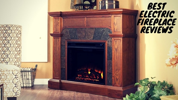 9 Best Electric Fireplace Reviews In 2020 Recommended