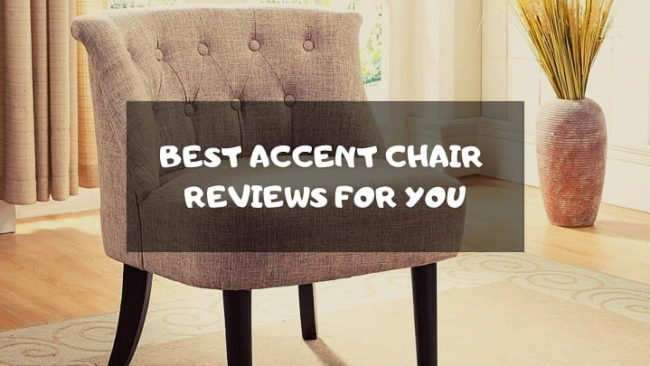 Best Accent Chair for the Money in 2019 | [Unbiased Reviews]